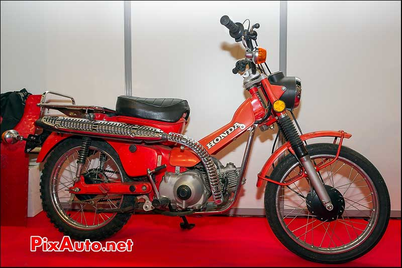 Honda ct90 trail Salon Moto Legende