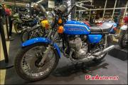 Kawa 750H2 au Salon Moto Legende 2012