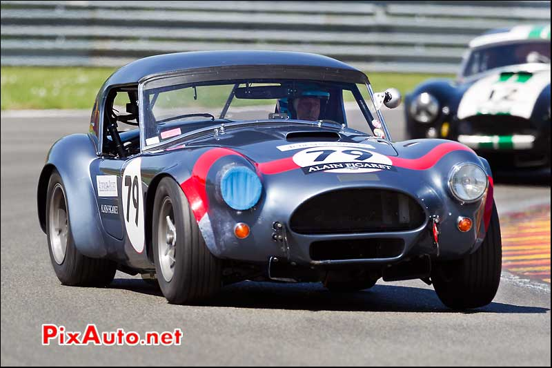 ac-cobra carroll-shelby de 1965 spa-classic