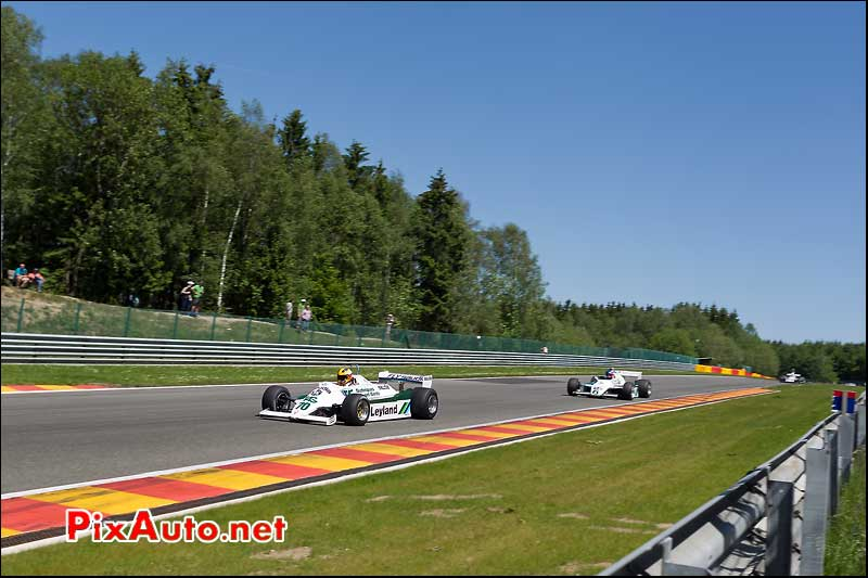 formula one championship historic spa-classic