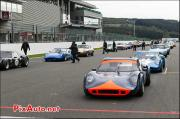 Historic Sports Car Club spa-francorchamps 2012
