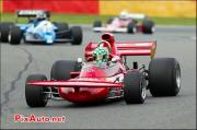 Grand Prix Masters historic F1 spa-francorchamps 2012