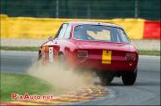 Historic Motor Racing News U2TC spa-francorchamps