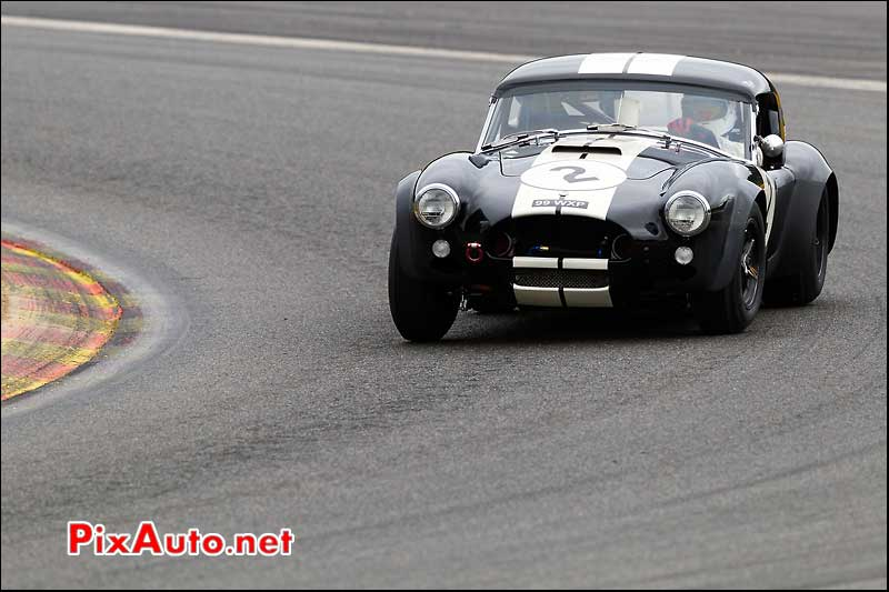 ac cobra de 1964 n°2 spa-francorchamps