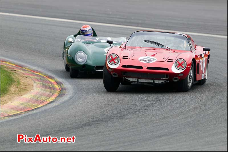 bizzarrini 5300 america de 1963