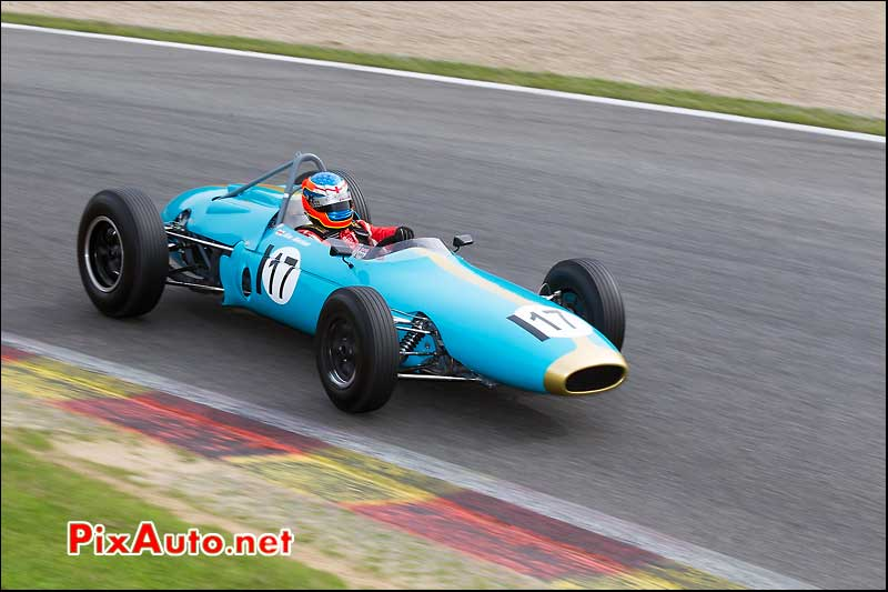 brabham bt4 historic grand prix cars spa-francorchamps