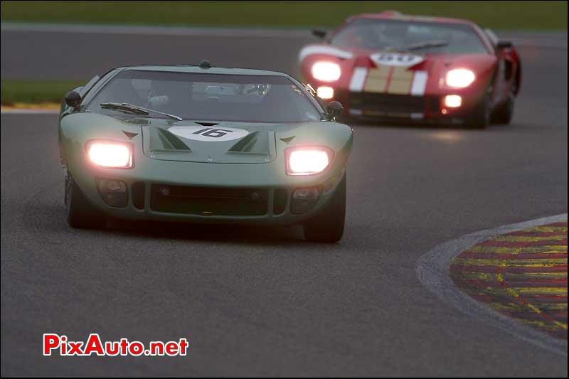 ford gt40 spa-francorchamps