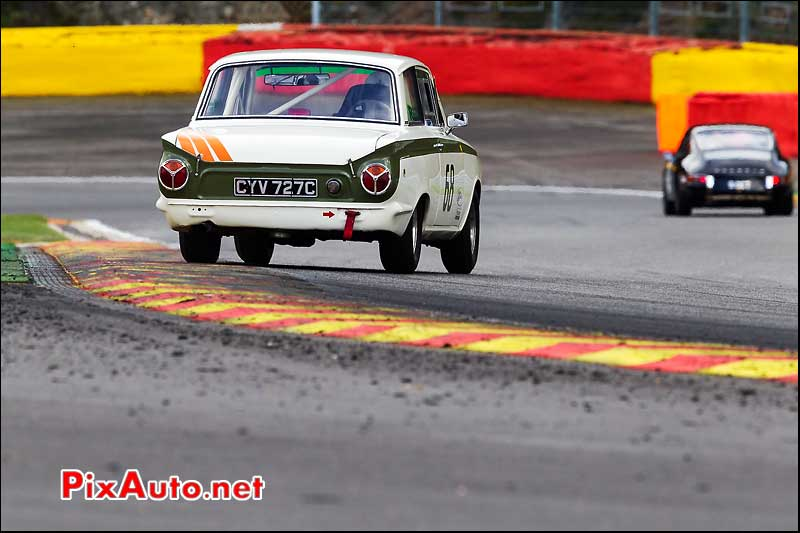 ford lotus consul n°68 hscc spa-francorchamps