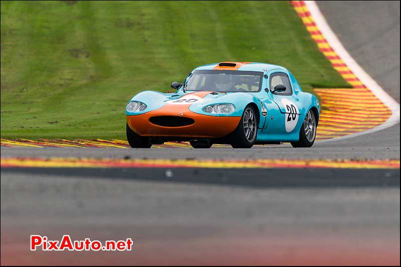 ginetta g20 n20, circuit SPA-Francorchamps
