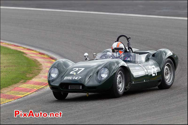 lister knobbly n°27 spa-francorchamps