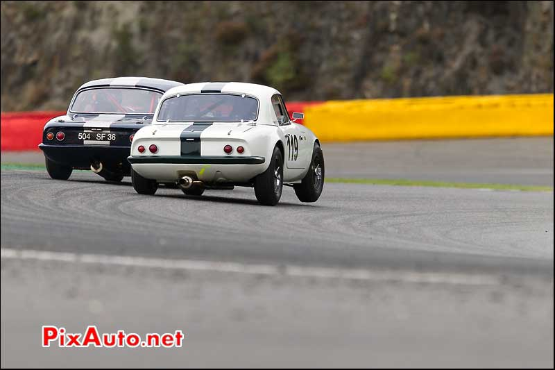 lotus elan spa-francorchamps