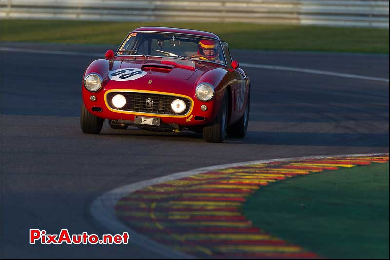 ferrari 250gt swb #1811GT spa six hours