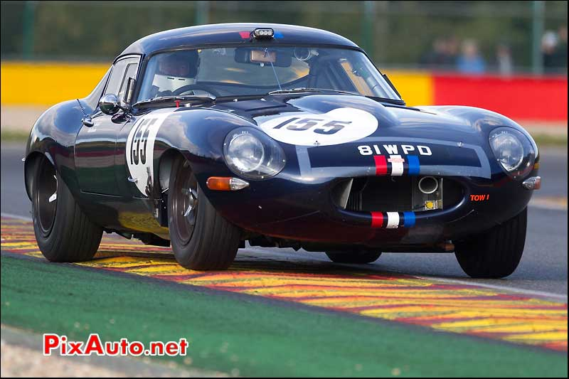 jaguar e-type spa six hours