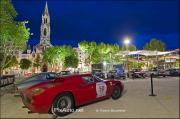 Tour Auto 2012 4e etape Clermont-Ferrand - Nimes