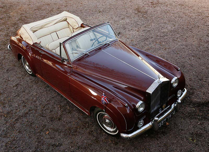 vente encheres bonhams rolls royce silver cloud 1 cabriolet