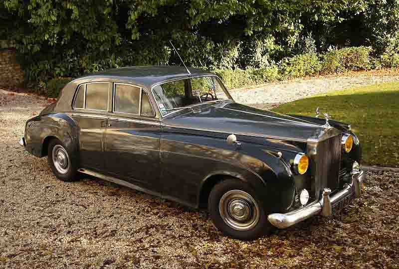 vente encheres bonhams rolls royce silver cloud 1