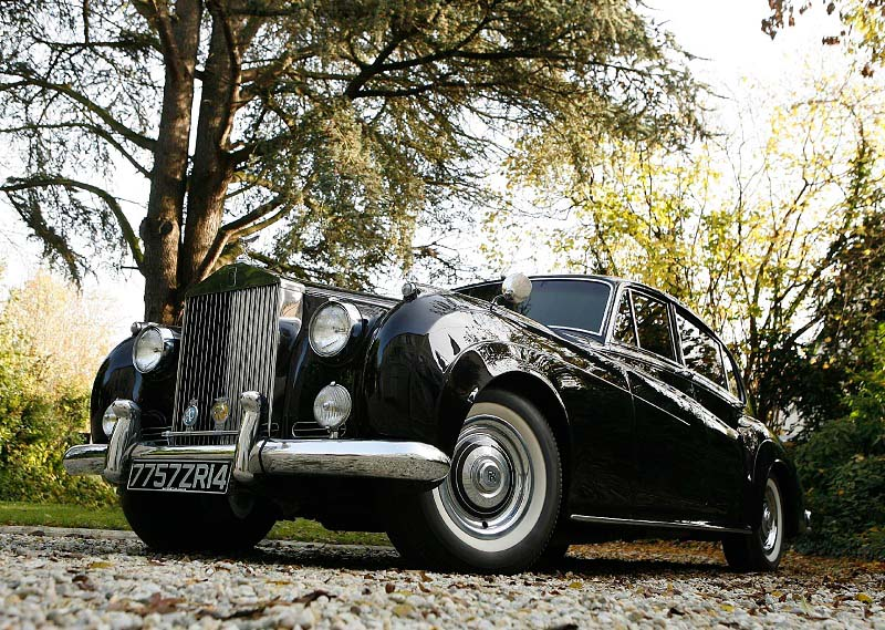 vente encheres bonhams rolls royce silver cloud 2