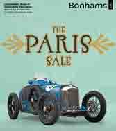 Exposition vente aux encheres Bonhams halle freyssinet paris