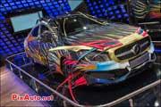 robe voiture CLA Mercedes-Benz, Nicolas Theil