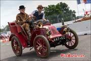 Double-Phaeton Gladiator de 1901, Autodrome Heritage Festival 2013