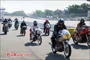 plateau motos, Autodrome Heritage Festival 2013