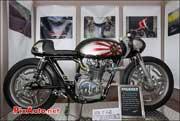 honda cb450 krugger, cafe-racer-festival 2013, circuit Linas-Montlhery