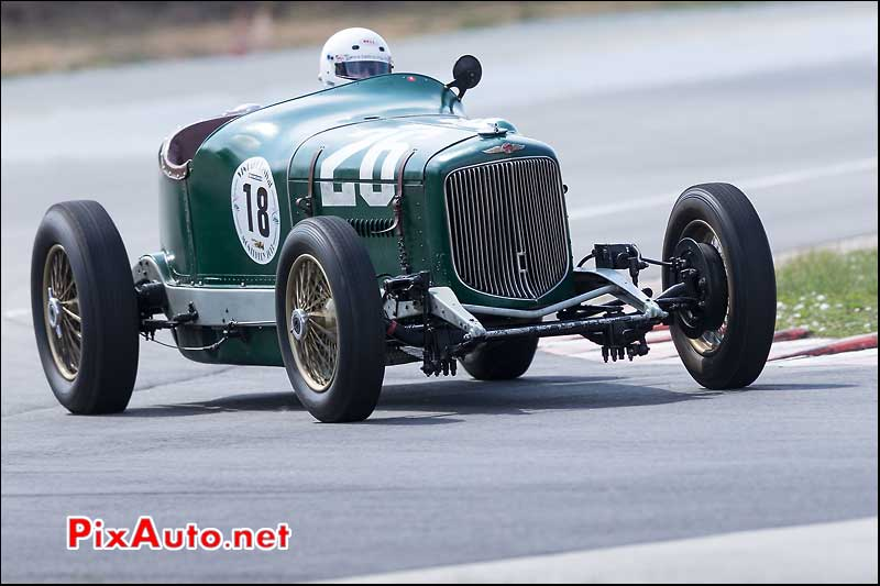 Buick Shafer 8, vintage revival montlhery 2013