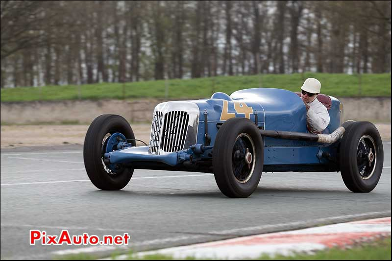 Graham 8 Lucenti, vintage revival montlhery 2013