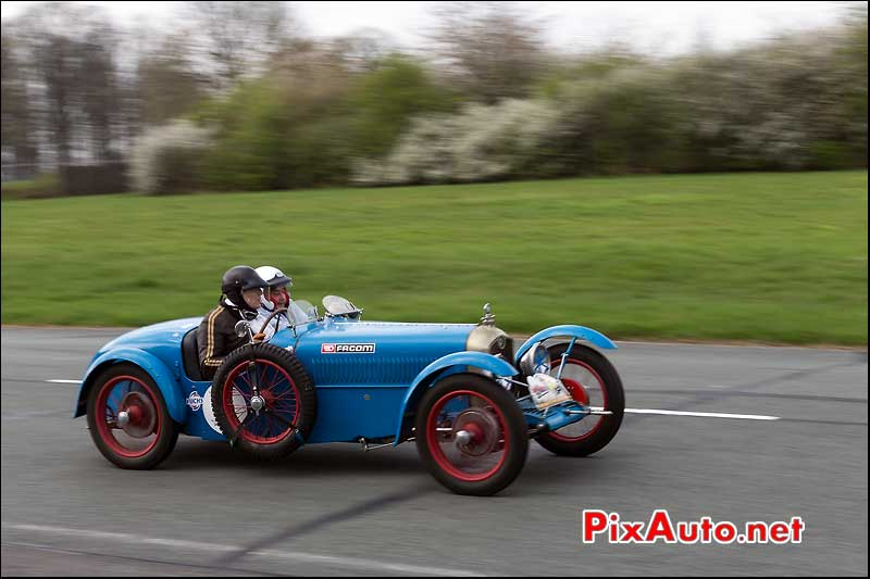 Rally ABC, vintage revival montlhery 2013