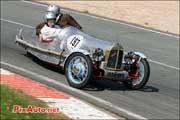 Tricyclecar Sandford, vintage revival 2013, circuit-montlhery