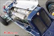 MG KN Special, vintage revival 2013, circuit-montlhery