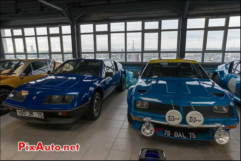 alpine a310, collection Rédélé