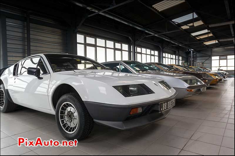 alpine renault a310 v6, collection Rédélé