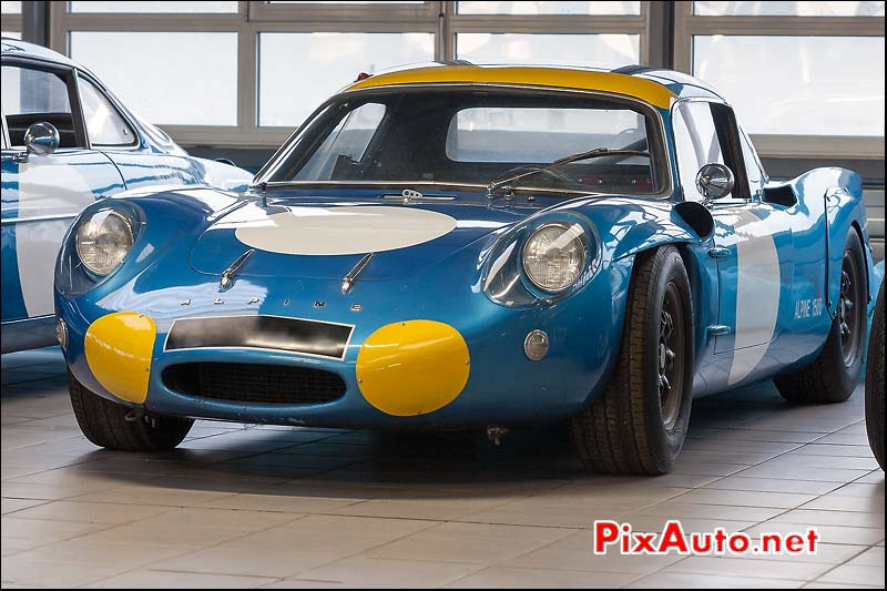 Prototype Alpine A210, collection Rédélé