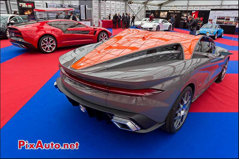 arriere concept-car bertone nuccio festivale automobile international 2013