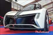 concept-car Opel rak-e, 28eme festival automobile international