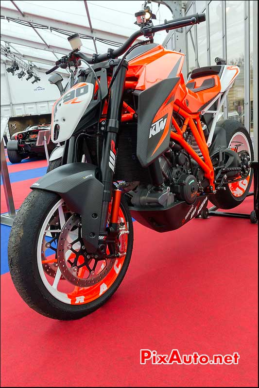 moto ktm 1290 super-duke-r, 28e festival automobile international