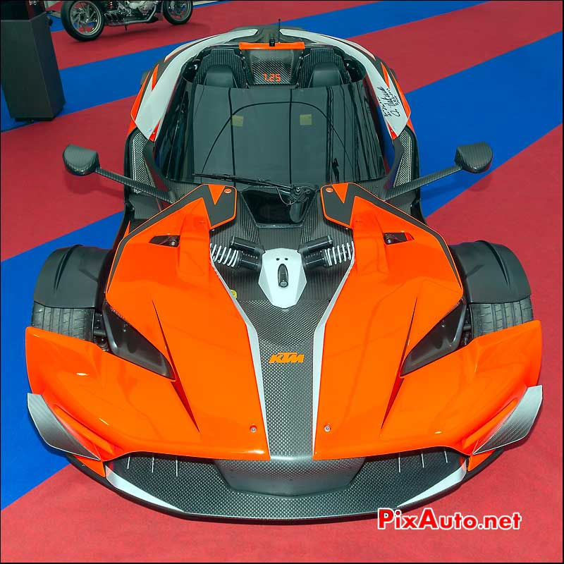 ktm x-bow 7.25, 28e festival automobile international