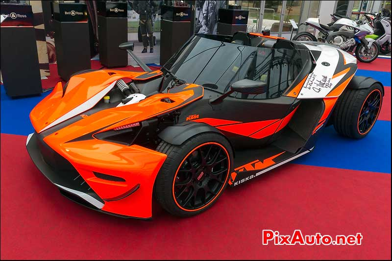 prototype KTM x-bow 7.25, 28e festival automobile international