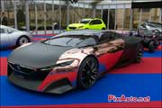 concept-car peugeot onyx, 28eme festival automobile international