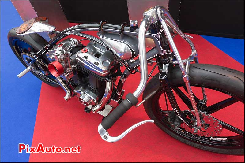 moto Tribute To Hagakure, 28e festival automobile international