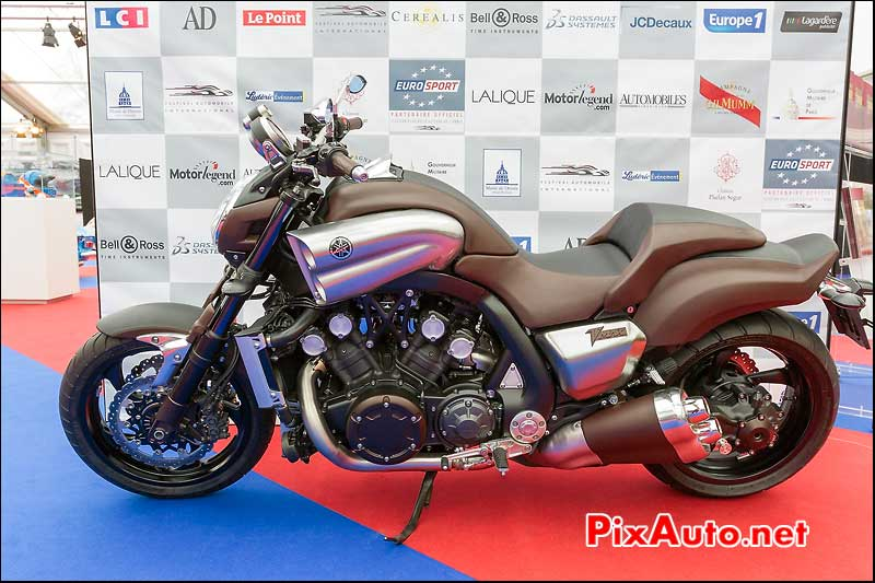 yamaha vmax 1700 Hermes, 28e festival automobile international