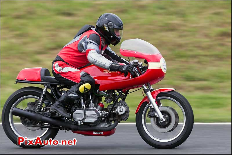 Iron Bikers 2013, Ducati 750 Super Sport