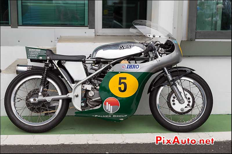 Seeley Matchless G50, ihro, bol d'or classic