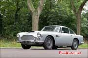 Aston Martin DB4, bois de Vincennes, Automedon