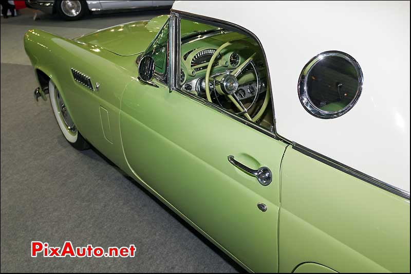 Ford Thunderbird 1956, Retromobile Artcurial