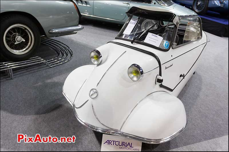 Messerschmitt KR175, Retromobile Artcurial