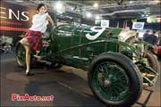 bentley 3 litres, 1926, Salon Retromobile 2013