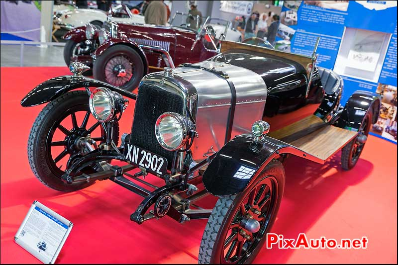 Aston-Martin A3 de 1921, Salon Automedon