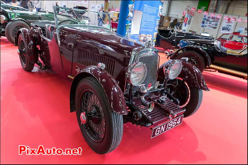 Aston Martin International de 1930, Salon Automedon